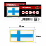 3D-Stickers-Bandiera-Finlandia-14003-B