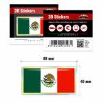 3D-Stickers-Bandiera-Messico-493-B