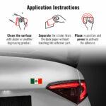 3D-Stickers-Bandiera-Messico-493-C