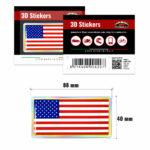 3D-Stickers-Bandiera-Usa-420-B