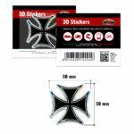3D-Stickers-Croce-14024-B