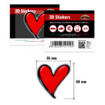 3D-Stickers-Cuore-14112-B