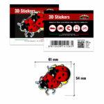 3D-Stickers-Due-Coccinelle-14128-B