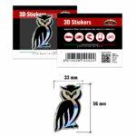 3D-Stickers-Gufo-14042-B