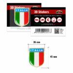 3D-Stickers-Scudetto-Rettangolare-Italia-457-B