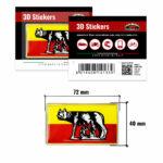 3D-Stickers-Stemma-Roma-14133-B