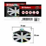 3D-Stickers-Stemma-Uk-Bianco-Nero-14160-B