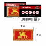 3D-Stickers-Stemma-Venezia-14134-B