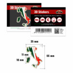 3D-Stickers-Stivale-Italy-14142-B