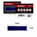 3D-Stickers-Targhetta-Europa-136-B