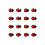 3D-Stickers-Mini-Coccinella-14223-A