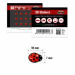 3D-Stickers-Mini-Coccinella-14223-B