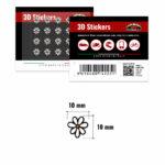 3D-Stickers-Mini-Margherita-14225-B