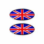 3D-Stickers-Ovale-Bandiera-Inghilterra-14018-A