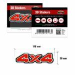 3D-Stickers-Targhetta-4×4-14113-B