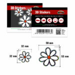 3D-Stickers-Tris-Fiori-14216-B