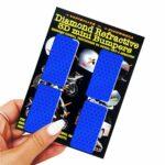 Adesivi-Rifrengenti-3D-Blu-Auto-Moto-B