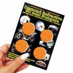 Adesivi-Rifrengenti-3D-Cerchi-Arancione-Auto-Moto-B