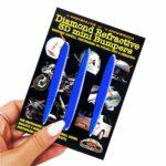 Adesivi-Rifrengenti-3D-Frecce-Blu-Auto-Moto-B