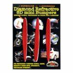 Adesivi-Rifrengenti-3D-Frecce-Rosso-Auto-Moto-A