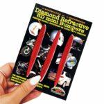 Adesivi-Rifrengenti-3D-Frecce-Rosso-Auto-Moto-B