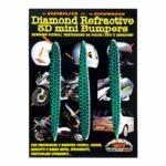 Adesivi-Rifrengenti-3D-Frecce-Verde-Auto-Moto-A