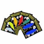 Adesivi-Rifrengenti-3D-Ovali-Auto-Moto-Multicolor