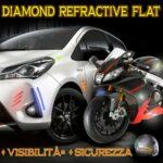 Adesivi-Rifrengenti-Auto-Moto-Applicati