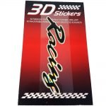 Sticker-3D-Racing-Nero-B