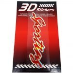 Sticker-3D-Sporting-Rosso-B