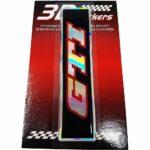 Sticker-3D-Targhetta-GTI-B