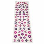 Sticker-Fiori-Farfalle-Telaio-Bici-50×17.5cm