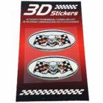 Stickers-3D-Ovale-Teschio-B