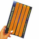 Strisce-Adesive-Catarifrengente-Arancione-A