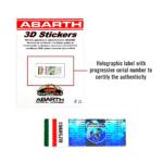 abarth-adesivo-3d-cartoncino-etichetta-olografica