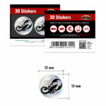 3D-Stickers-Scorpione-12mm-14311-B