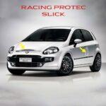 Racing-Protec-Slick-Tricolore-Applicazione