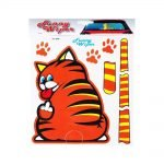 Funny-Wiper-Gatto-Marrone-1247-B
