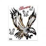Stickers-Giganti-Aquila-Tribale-988