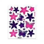 Stickers-Giganti-Fiori-Farfalle-9023
