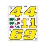 Stickers-Giganti-Numero-Vale-904