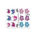 Stickers-Medi-Fiori-Farfalle-8111