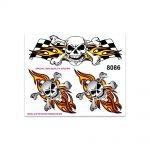 Stickers-Medi-Tris-Teschi-8086