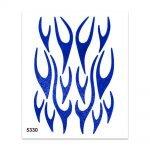 Stickers-Midi-Fiamme-Glitter-Blu-5330