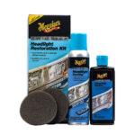 Meguiars headlights restauration kit
